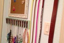 Organize Stuff / Organize for cheap / by Becca Bartoli