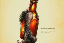 Beers / Cervezas/Bieres / by Mahseto