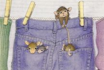 House Mouse Cards / by Tina Farrow