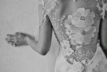 wedding dresses / by Danielle Elliott
