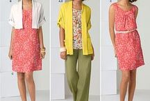 Sewing Patterns Accomplished / Patterns I've completed- whether I liked them or not. / by Kaylee