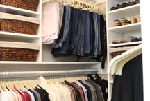 My Closet Makeover / by Whitney Rink