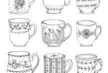tea time• / by María Virginia Greco