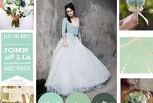 Wedding dreams / by Elizabeth Solomon