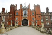 Tudor History / Anything related to the Tudor period in British history between 1485 to 1603. / by Carolyn Cash