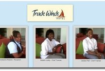 Our Team / Meet the team of Trade Winds Hotel & Bay House Restaurant. / by Trade Winds Hotel Antigua