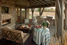 Home- Outdoor Living / by Kelly {Eclectic Momsense}