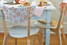 Tables / by Tracy Galvan