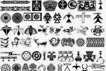 Symbol and history patterns / Symbol and history patterns are available in dwg, eps, and svg vector formats. / by Craftsmanspace Jan