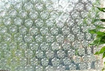 Plastic Bottle Curtains / by Asialakay