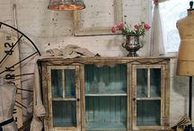 Upcycled recycled furniture / by Jana Holland