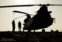 Defence Silhouettes / by Defence Headquarters