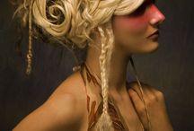Goddess Hair / by Athena George