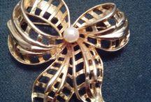 Vintage Jewelry / by Karinna Ball