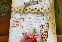 Cards, etc. / by Cindi Hoppes
