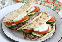 Greek Food / by Nadia A