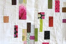 textile fabric pattern / fabrics, textiles, pattern, sewn / by Sarajo Frieden