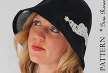 Hats - sew, knitted, crochet / by Kali Georgieva