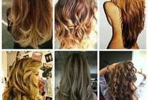 Hair Ideas. / by Ashlyn Sheppard