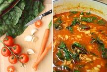 soups and crockpot / by Nerissa Casselman