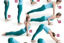 ~Yoga and Meditation~ / by Della Almind