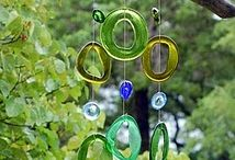 recycle bottle crafts / by Bonnie Moran