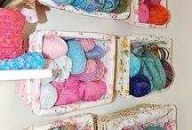 yarn room / by Naky
