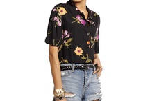 Pretty Florals / by Wholesale Vintage Clothing