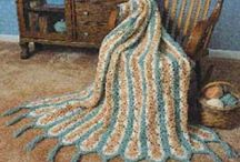 Mile A Minute Afghan Patterns / When you're short on time, check out the mile a minute afghan patterns. There are quick crochet patterns that will work in no time.  / by AllFreeCrochetAfghanPatterns