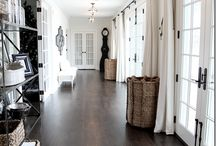 Entryways/ Entry Areas/ Hallways / by Jennifer Crotty Holmes - Dear Lillie