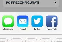 Apple iOS7 beta1 / Foto dei nostri Clienti / by Prokoo