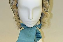 1850s-1860s Civil War bonnets and hoods / by Ruth Horstman