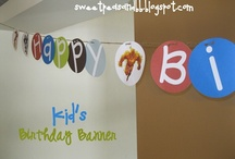 Brinley's Birthday / by Lacy Magby