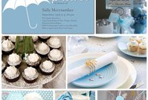 For Meghan's Baby Shower (ideas) / by Myra Corbin
