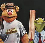 Muppet Inspiration / by Drew Hawkins