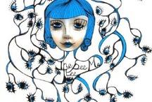 My favorite pictures & drawings and paintings / by Tamara van Schaik