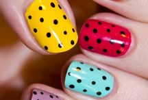 Nail art / by Laura Lewis