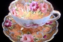 tea at 3:00 / by Becky Voss Sitter