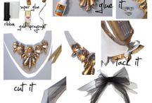 Jewelry HANDMADE / by Tere Killion