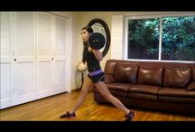 Blogilates With Weights / by Cassey Ho