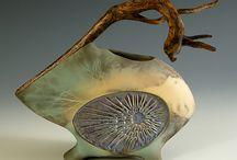 Pots and Pottery...Glass  and Glase / artful items / by Jayshree Rai