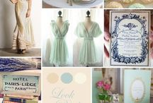 Color Scheme Boards / by Tammy of Sincerely Yours Events, Inc.