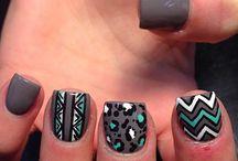 Nail fun! / by Erica Worlledge