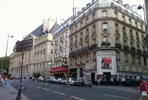 Paris trip / by Christian Sohonage