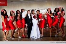 Bridesmaids Colors & Ideas / by Nigerian Wedding