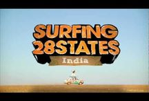 Surfing 28 States:INDIA / by Outside Television