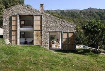 Houses / by Giulia da Urbino