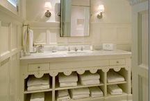 Bathrooms / by Michelle Holcomb