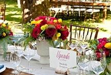 Cortney's Inspiration Board / by Viansa Weddings