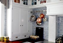 Mission country kitchen farm kitchen a  / by Shirley Mason